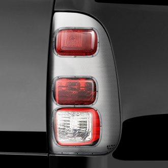 Image may not reflect your exact vehicle! GTS® - Platinum Pro-Beam™ Taillight Covers
