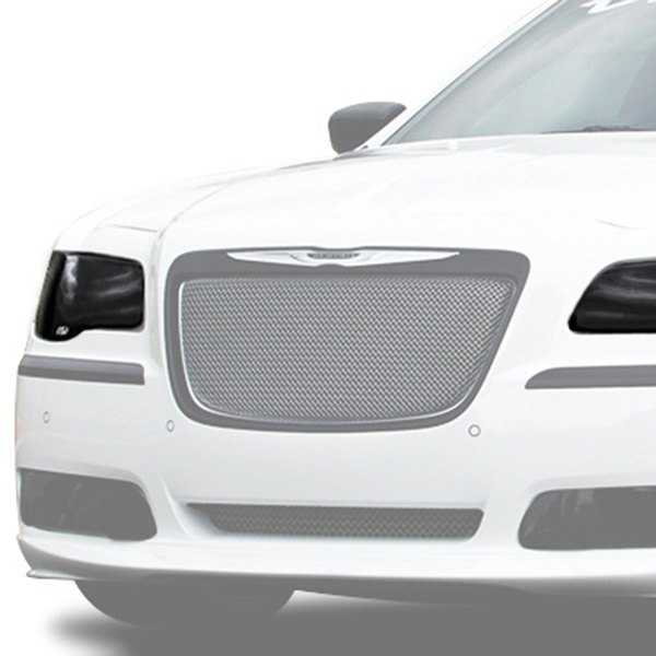 Image may not reflect your exact vehicle! GTS® - Smoke Headlight Covers
