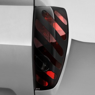 GTS® - Smoke Tailblazers™ Tail Light Covers