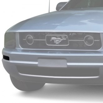 Image may not reflect your exact vehicle! GTS® - Smoke Turn Signal Covers