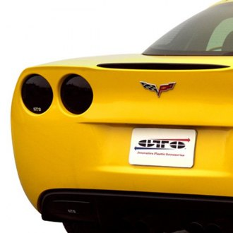 GTS® - Blackouts™ Smoke Tail Light Covers