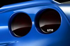 GTS® - Tail Light Covers on Chevy Corvette