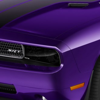 GTS® - Headlight Covers on Dodge Challenger