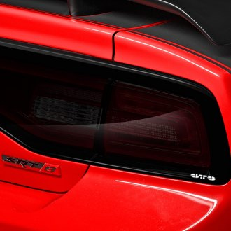 GTS® - Tail Light Covers on Dodge Charger SRT8
