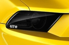 GTS® - Headlight Covers on Ford Mustang