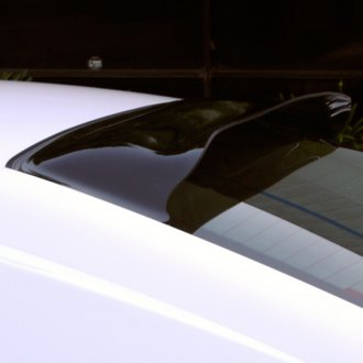 GTS® - Tape-On Solarwing™ Smoke Rear Window Deflector