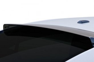 GTS® - Smoke Solarwing™ Rear Window Deflectors