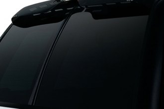 GTS® - Aerowing™ Smoke Rear Window Deflectors