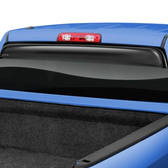GTS® - Tape-On Smoke Shadeblade™ Rear Window Deflector