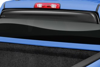 GTS® - Shadeblade™ Smoke Rear Window Deflectors