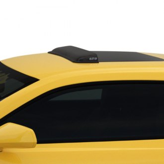 GTS® - Windgard II™ Smoke Sunroof Wind Deflector