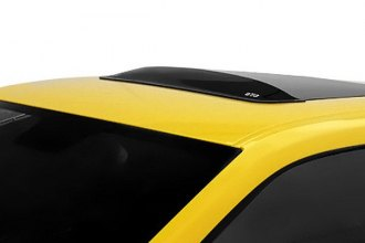 GTS® - Smoke Windgard II™ Sunroof Wind Deflectors