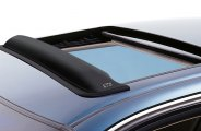 GTS® - Smoke Windgard II™ Sunroof Wind Deflector