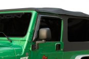 GTS® - Front Smoke Ventgard™ Window Deflectors