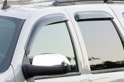GTS® - Front and Rear Smoke Ventgard™ Window Deflectors