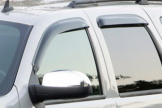 GTS® - Smoke Ventgard™ Window Deflectors