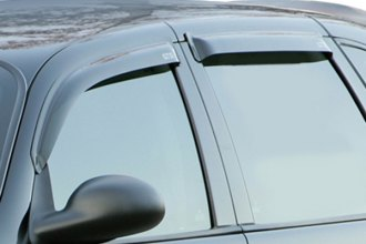 GTS® - Smoke Ventgard™ Front and Rear Window Deflectors