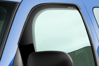 GTS® - Bubble Ventgard™ Smoke Window Deflectors