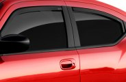 GTS® - Front Smoke Ventgard™ Snap Window Deflectors