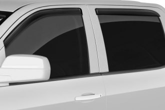GTS® - Ventgard™ Sport Smoke Front Window Deflectors