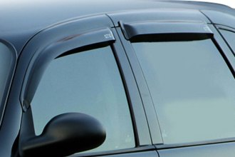 GTS® - Ventgard™ Smoke Front Window Deflectors