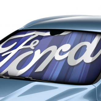 Plasticolor® - Automotive Logo Sun Shade