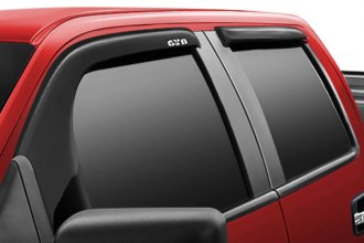 GTS® - Smoke Bubble Ventgards™ Window Deflectors