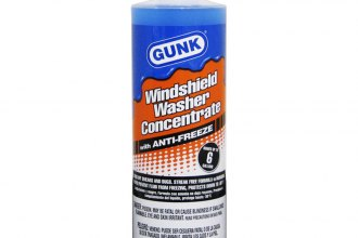 GUNK® - Windshield Washer Concentrate with Anti-Freeze