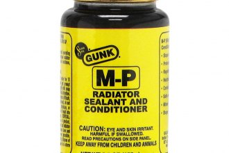 GUNK® - M-P™ Radiator Sealant and Conditioner