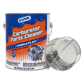 GUNK® - Carburetor and Parts Cleaner with Drip Basket