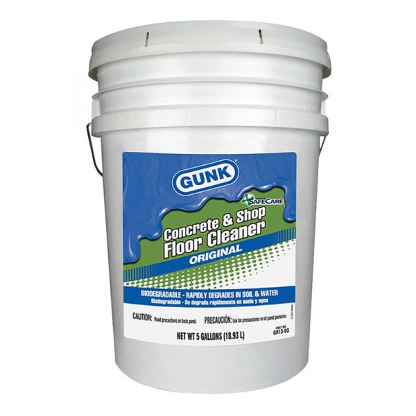 Gunk 174 Gb13 5g Concrete And Shop Floor Cleaner 5 Gal