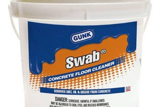 GUNK® SW4 - Swab™ Powdered Concrete Floor Cleaner, 3 gal