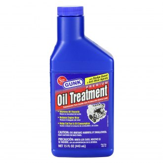 GUNK® - 15 fl. oz. Premium Oil Treatment with Sludge Guard
