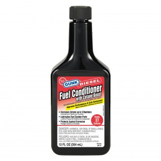 GUNK® - Diesel Fuel Conditioner with Cetane Boost