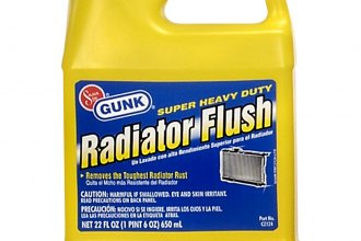 GUNK® - Super Heavy Duty Radiator Flush
