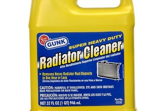 GUNK® - Super Heavy Duty Radiator Cleaner