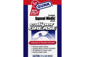 GUNK® - Squael Medic™ Disc Brake Caliper Grease