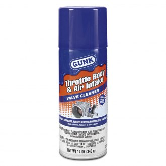 GUNK® - Fuel Injection Air Intake Cleaner 12 oz