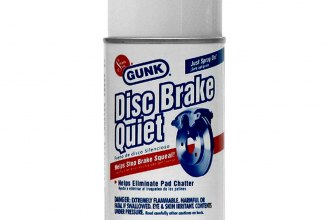 GUNK® - Disc Brake Quiet and Brake Caliper Grease