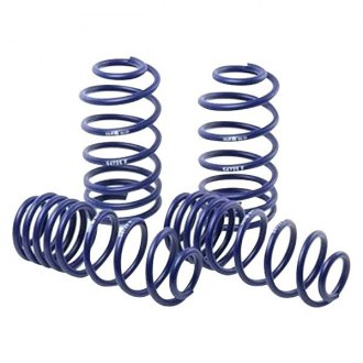 "H&R® - 1.6"" x 1.3"" Sport Front and Rear Lowering Coil Springs"