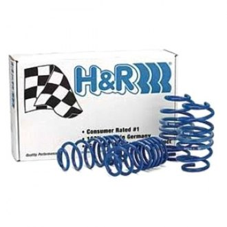 "H&R® - 1.2"" x 0.6"" Super Sport Front and Rear Lowering Coil Spring Kit"