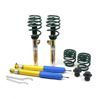 "H&R® - 1""-2.3"" x 1""-2.3"" RSS Front and Rear Lowering Coilover Kit"