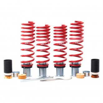 "H&R® - 0.25""-1.2"" x 0.25""-1.2"" Front and Rear VTF Adjustable Lowering Spring Kit"