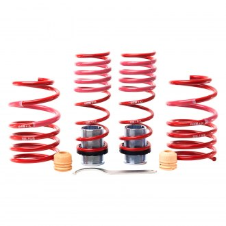 "H&R® - 0.4""-1"" x 0.8"" Front and Rear VTF Adjustable Lowering Spring Kit"
