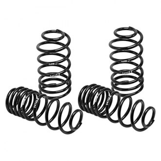"H&R® - 1.2"" x 1.6"" Sport Front and Rear Lowering Coil Springs"