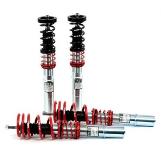 "H&R® - 1.2""-2.3"" x 0.8""-2"" Street Performance Front and Rear Lowering Coilover Kit"