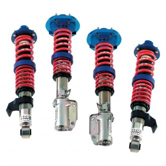 "H&R® - 1.2""-2.5"" x 1""-2.3"" Street Performance Front and Rear Lowering Coilover Kit"