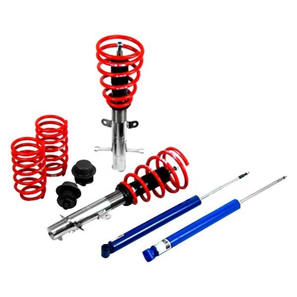 H&R® - Street Performance Front and Rear Lowering Coilover Kit
