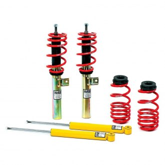 "H&R® - 1.2""-2.3"" x 1""-2"" Street Performance Front and Rear Lowering Coilover Kit"