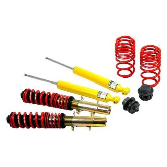 "H&R® - 1.8""-2.8"" x 1.8""-2.5"" Street Performance Front and Rear Lowering Coilover Kit"